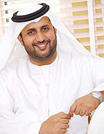 Ahmad Al Shafar, CEO of Empower