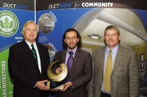 From left to right: Cary Pinkalla, Tawfiq Attari and John Lipscomb
