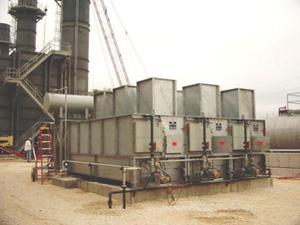 WSAC at power facility