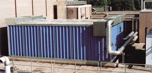 An ice thermal storage system | Imec Electromechanical Engineering