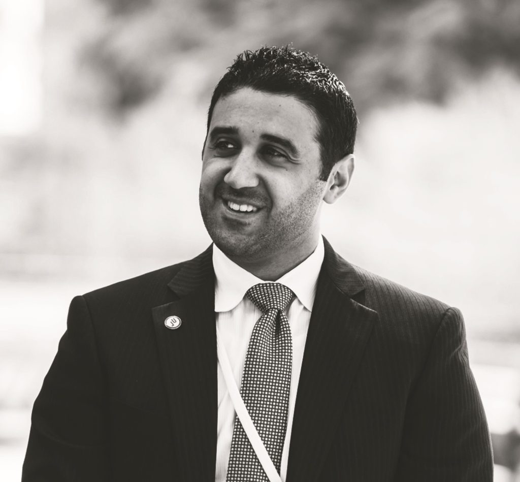 Ahmed Eldidi, Regional Development Manager for the Middle East at UL