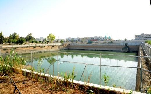 Al Jeezeh Pond