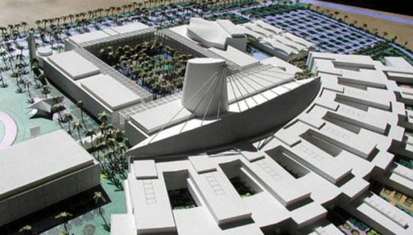 Sheikh Zayed University for Girls project (2004-2006)