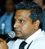 Christopher Rajamani, Technical and Business Development Manager, Al Hoty-Stanger Laboratories