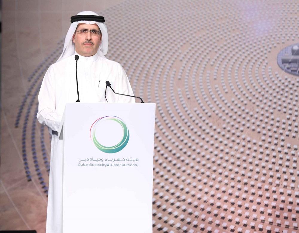 DEWA CSP Al Tayer