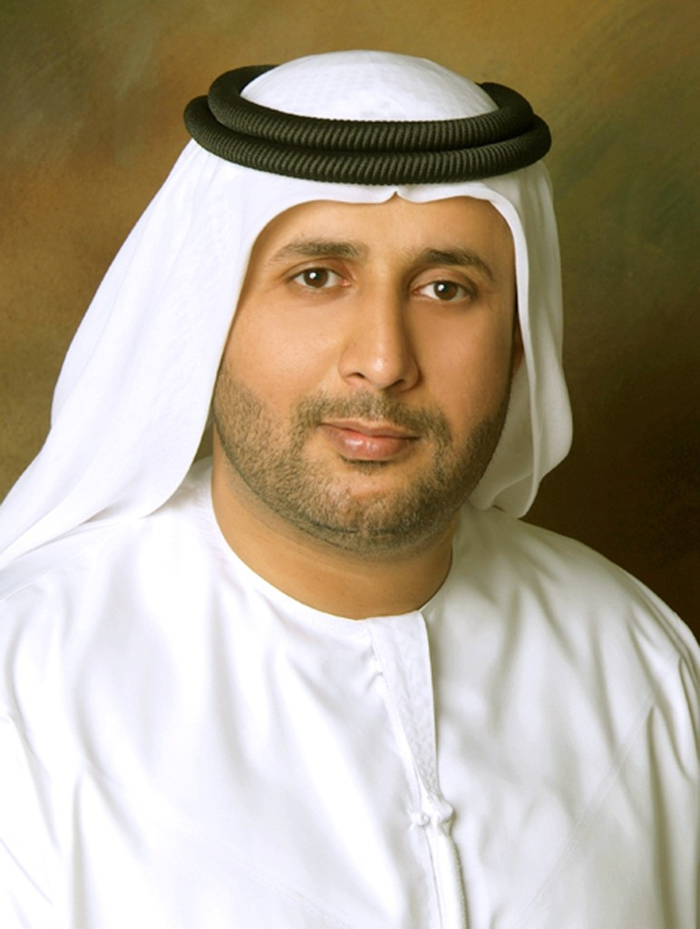 H.E. Ahmad Bin Shafar. CEO of Empower