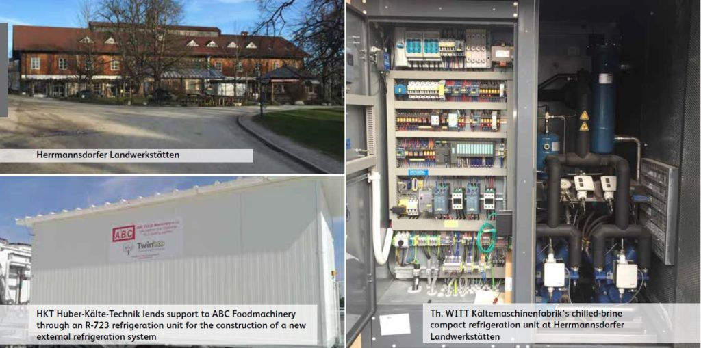 Eurammon natural refrigerants report