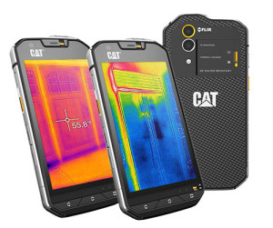 The new Cat S60 smartphone