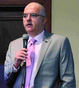 Fady Nassar, Director of Unitary Business at SKM