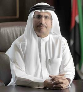 H.E. Saeed Mohammed Al Tayer, MD & CEO of DEWA