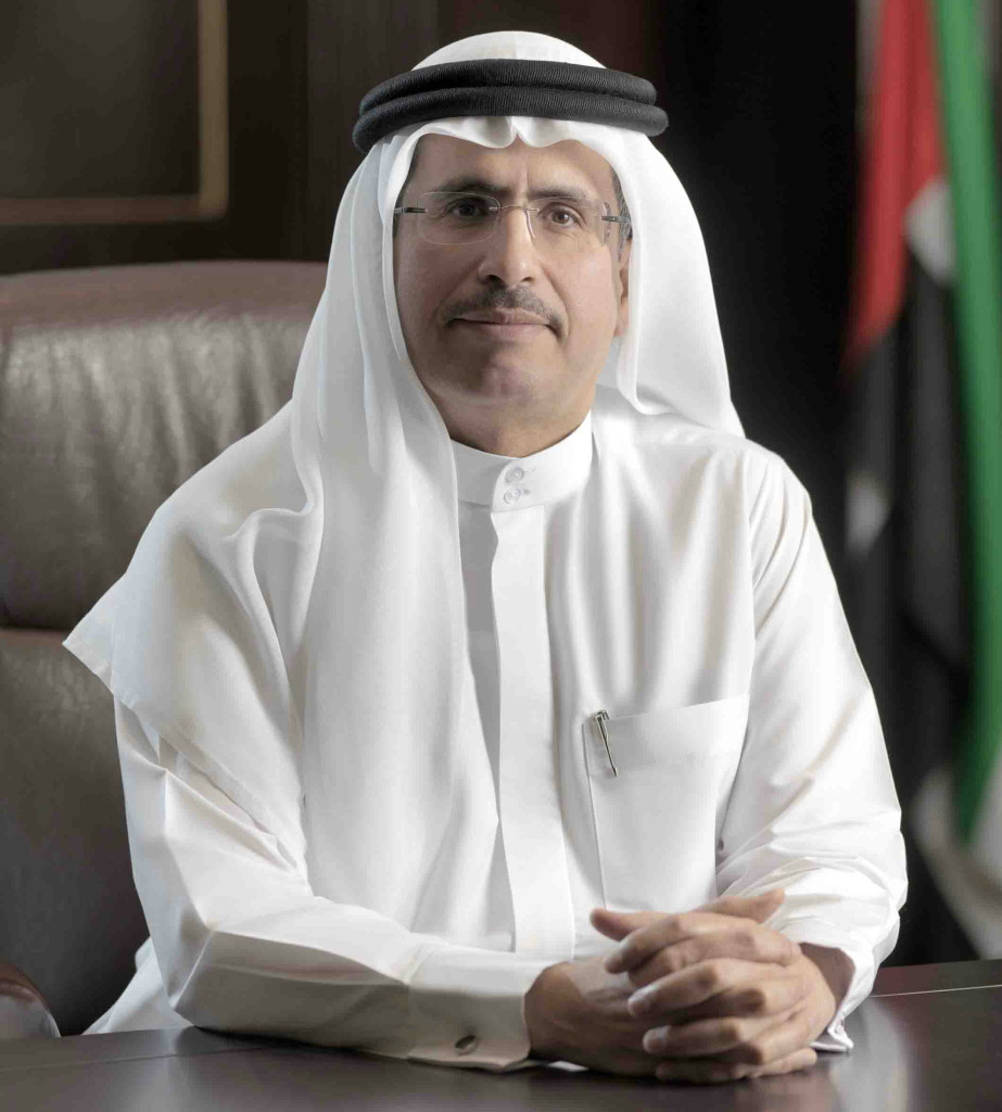 H.E. Saeed Mohammed Al Tayer, MD & CEO of DEWA