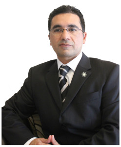 Imran Ali, Managing Director at HVAC and Power Solutions