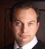 Kiro Naumov, Managing Director of Firestop Middle East