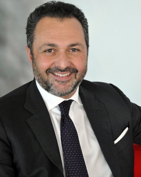 Massimiliano Pierini, Managing Director of Reed Exhibitions Italia