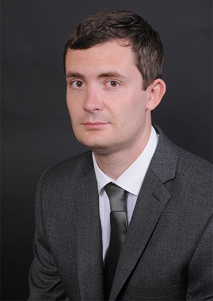 Michael Jorde, International Marketing Manager at Harp International