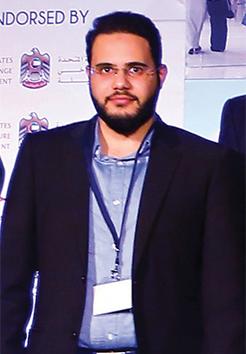 Mustafah Abdul Jabbar, Mechanical Engineer at Royal Cool