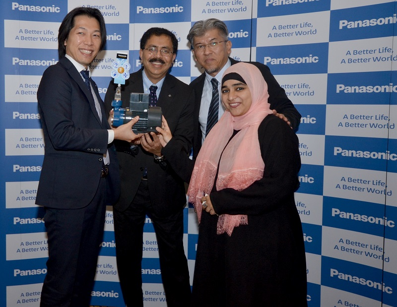 Panasonic launches eco-water management solutions in the UAE ...