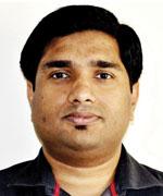Abin P Kurien, Sales Manager at the Refrigeration and Air Conditioning Division at Naser Al Sayer & Company (NASCO)