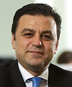 Emil Samarah, Chief Commercial Officer of Diamond Developers