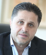 Faris Saeed, Chief Executive Officer of Diamond Developers