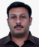 Santhosh Kumar, Danfoss Regional Sales Manager for Wholesalers