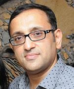 Vikash Sekhani, Director of Sales and Marketing at SAFE A&T Technology, India