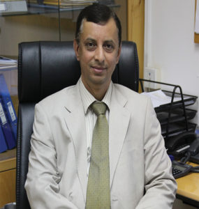 Prashanth BS, General Manager of the Air Conditioning Business Group at Eros Group