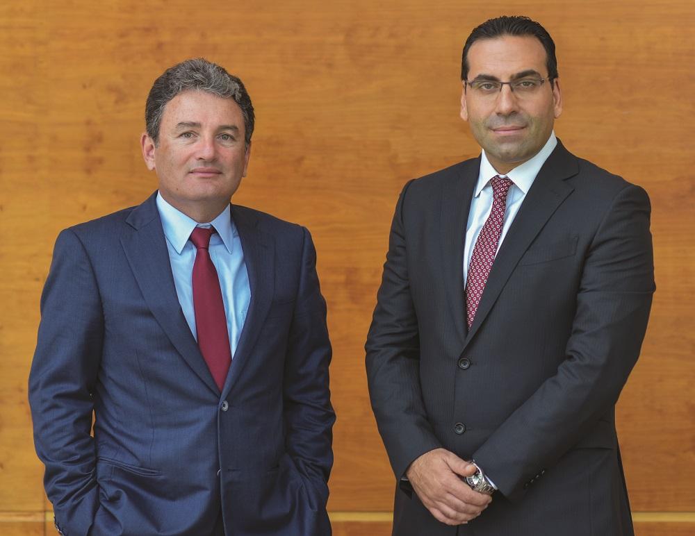 Raphael Khlat and Azzam Messaykeh