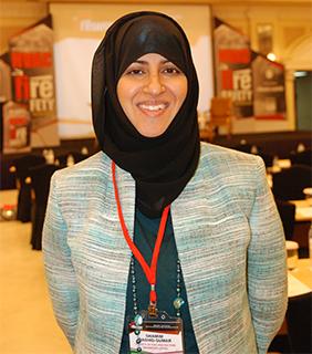 Shamim Rashid-Sumar, SFPE