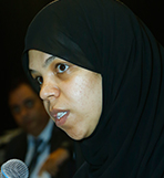 Somayyah Abdulla Alyammahi, Senior Green Building Architect, UAE Ministry of Energy: