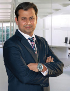 Syed Jafar Imam, Deputy General Manager, AHI Carrier - Toshiba, MENA