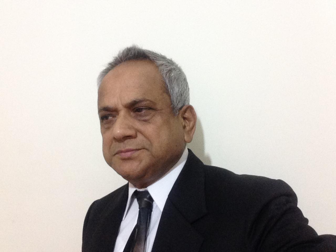 Syed Mahmood Akhter