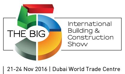 The Big 5 2016 logo