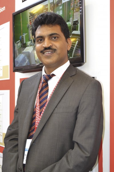 Vijay Dhutale, Divisional Manager at Herz Middle East FZE