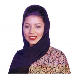 Yasmeen al Rashedi