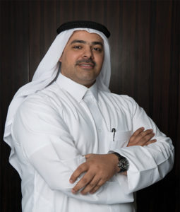Yasser Salah Al Jaidah, CEO of Qatar Cool