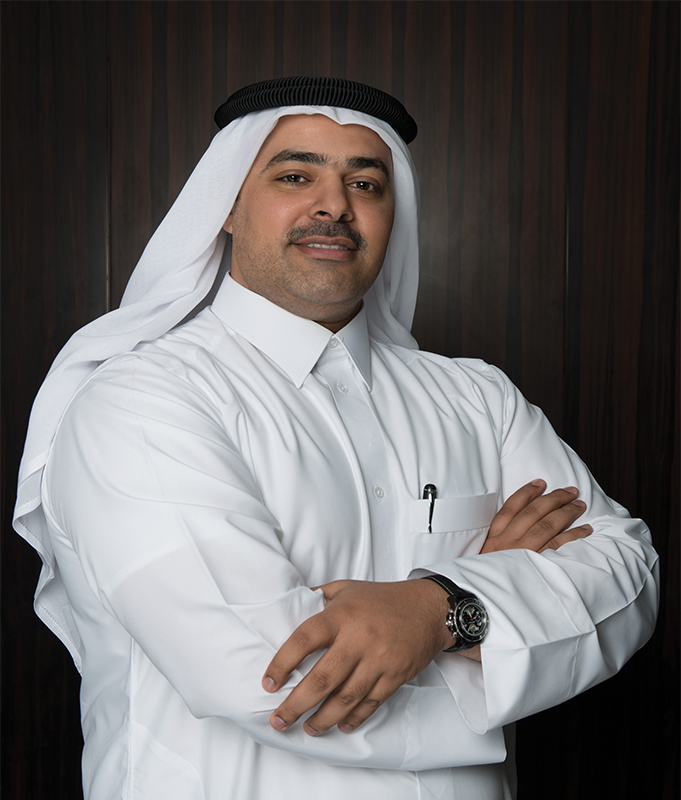 Yasser Salah Al-Jaidah, CEO of Qatar Cool