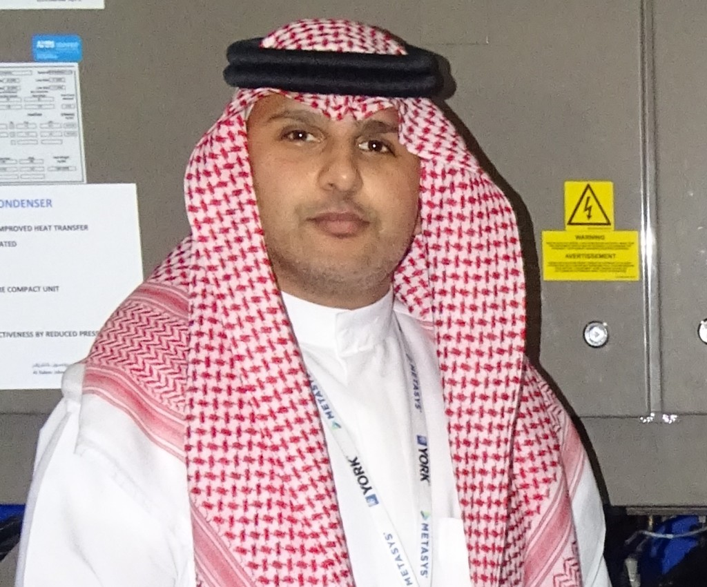 Zaid Al Aquil, Head of Marketing and Corporate Communications at Johnson Controls Saudi Arabia