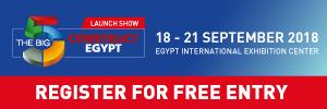 Banner – Big5 Construct Egypt 2018