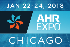 Banner – AHR Expo 2018