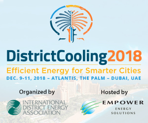 Banner – District Cooling 2018 (IDEA)