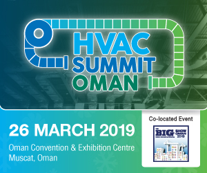 Banner – HVAC Summit Oman 2019