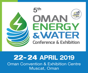 Banner – Oman Energy Water 2019