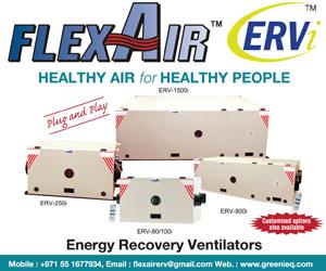 Banner – FlexAir ERV