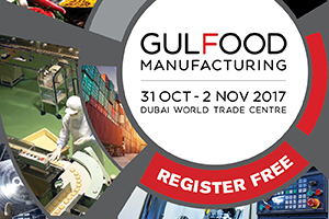 Banner – Gulfood Manufacturing 2017