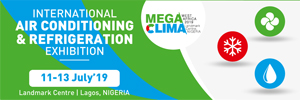 Banner – MegaClima – ACREX – Nigeria 2019
