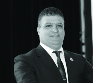 Charles Constantin, Managing Director, GEZE Middle East