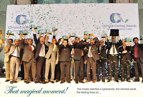 Climate Control Awards 2011