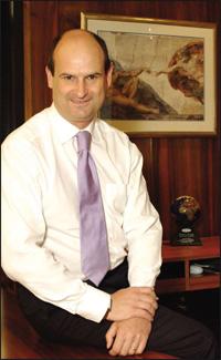 Philippe Delpech, president, Carrier EMEA