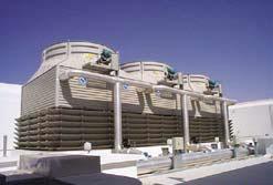Al Jimi cooling towers